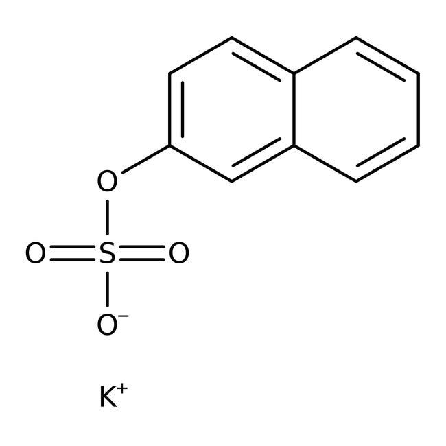 Alfa Aesar™2-Naphthyl sulfate potassium salt, 98%