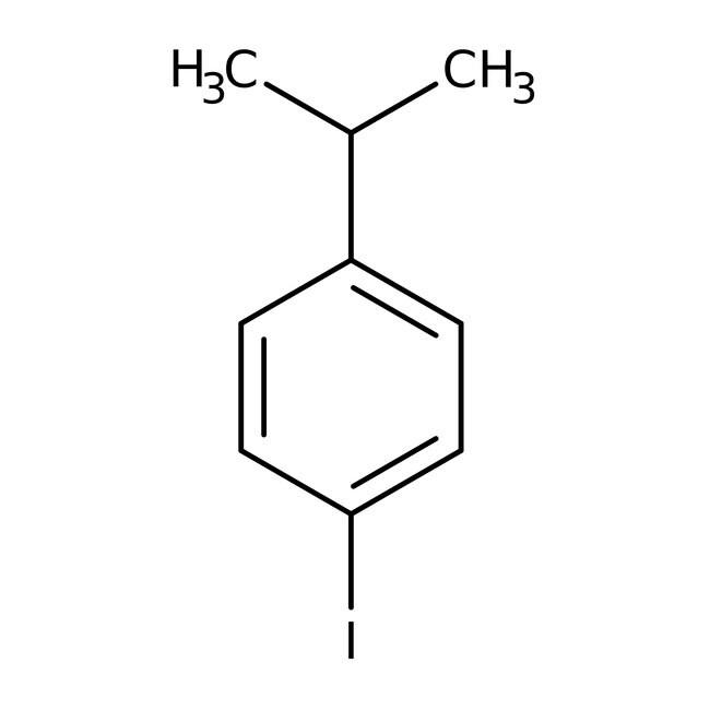 Alfa Aesar  1-Iodo-4-isopropylbenzene, 97%