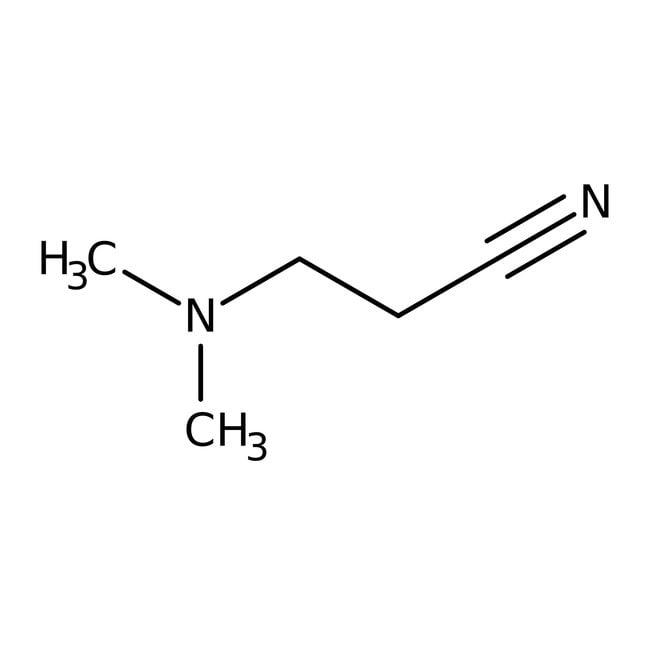 3-(Dimethylamino)propionitrile, 98%, ACROS Organics