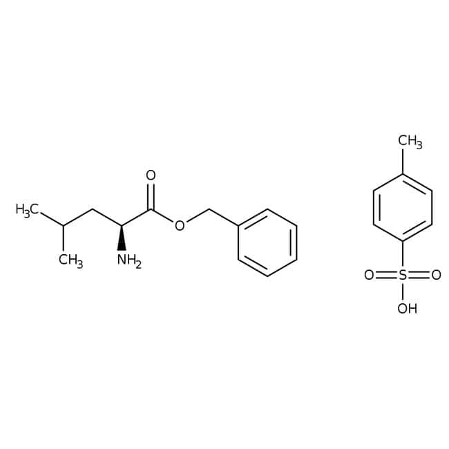 Alfa Aesar  L-Leucine benzyl ester p-toluenesulfonate, 98%