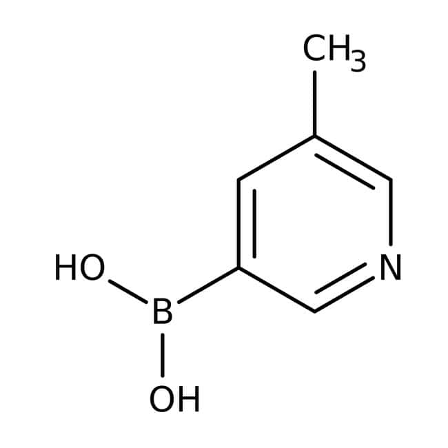 5-Methylpyridine-3-boronic acid, 95%, ACROS Organics™  5-Methylpyridine-3-boronic acid, 95%, ACROS Organics™