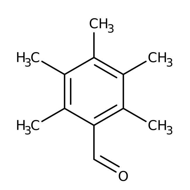 Pentamethylbenzaldehyde, 96%, ACROS Organics