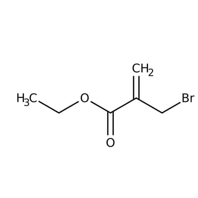 Ethyl 2-(bromomethyl)acrylate, 97%, ACROS Organics™