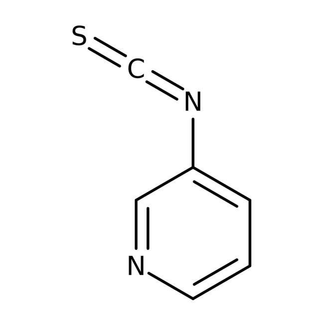 3-Pyridyl isothiocyanate, ≥95%, Maybridge™