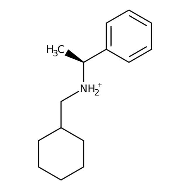 (S)-(-)-N-Benzyl-α-methylbenzylamine, 98%, ACROS Organics™ 1g; Glass bottle (S)-(-)-N-Benzyl-α-methylbenzylamine, 98%, ACROS Organics™
