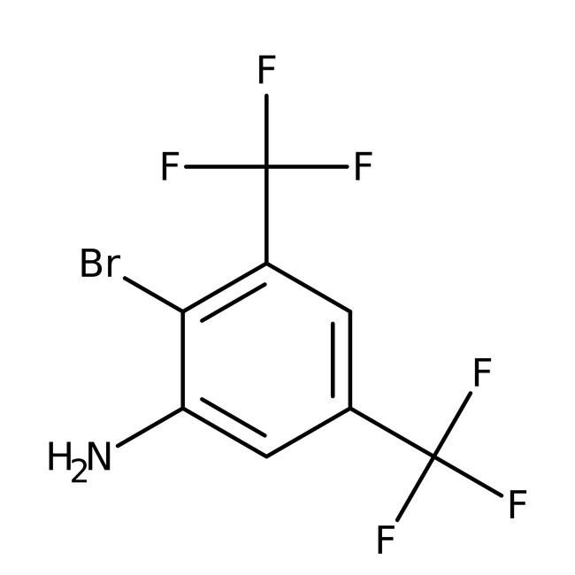 Alfa Aesar™2-Bromo-3,5-bis(trifluoromethyl)aniline, 95% 5g prodotti trovati