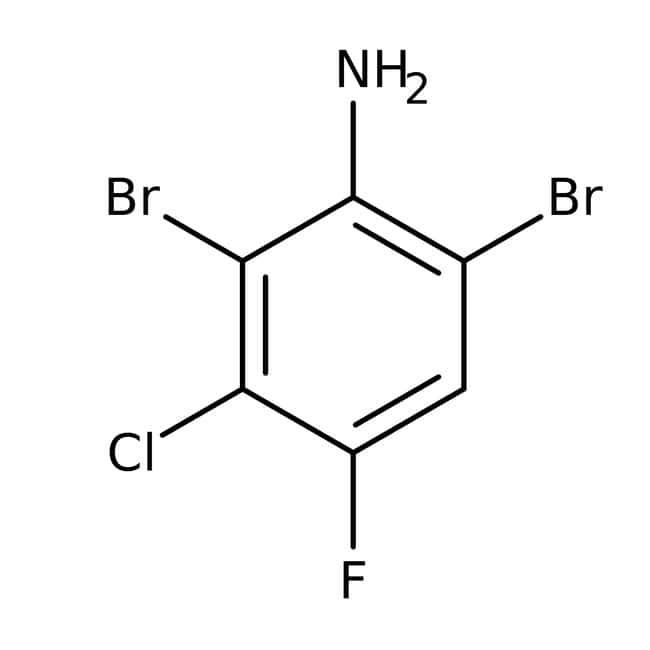 2,6-dibromo-3-chloro-4-fluoroaniline, Maybridge: Aniline and substituted anilines Benzene and substituted derivatives
