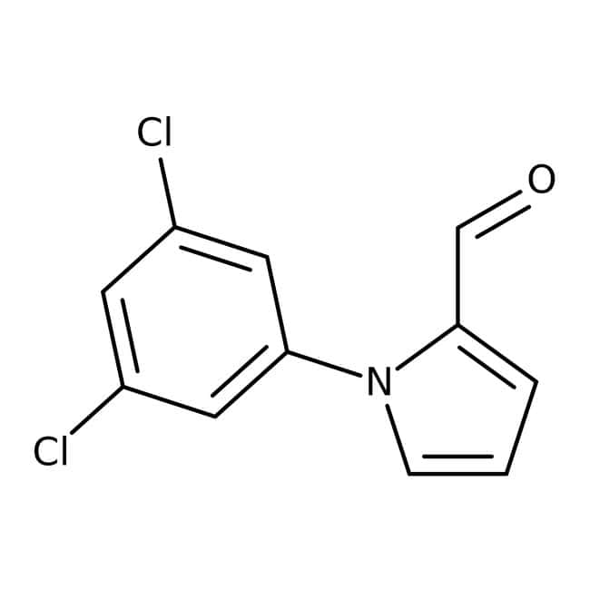 1-(3,5-Dichlorophenyl)-1H-pyrrole-2-carbaldehyde, 97%, Maybridge™