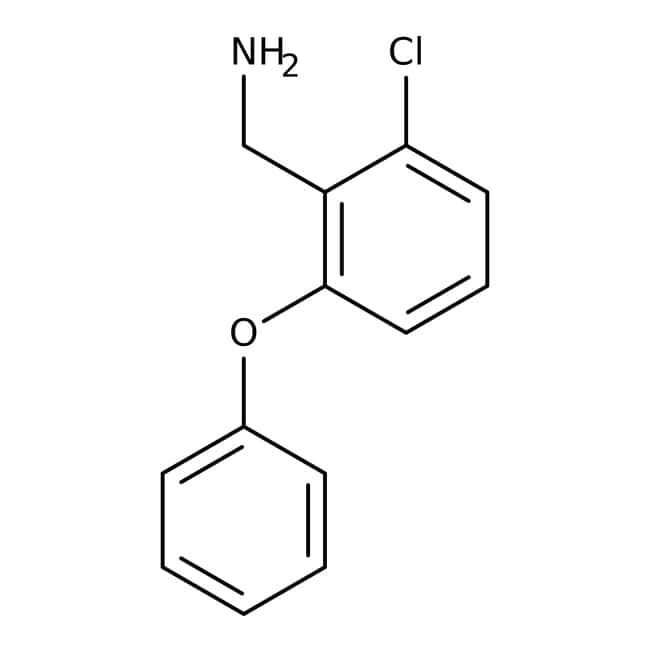2-Chloro-6-phenoxybenzylamine, ≥95%, Maybridge™