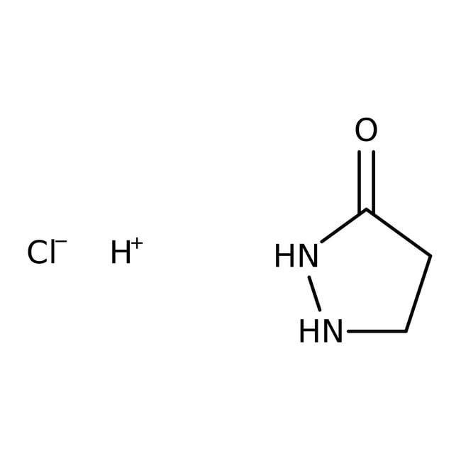 3-Pyrazolidinone hydrochloride, 98%, Acros Organics