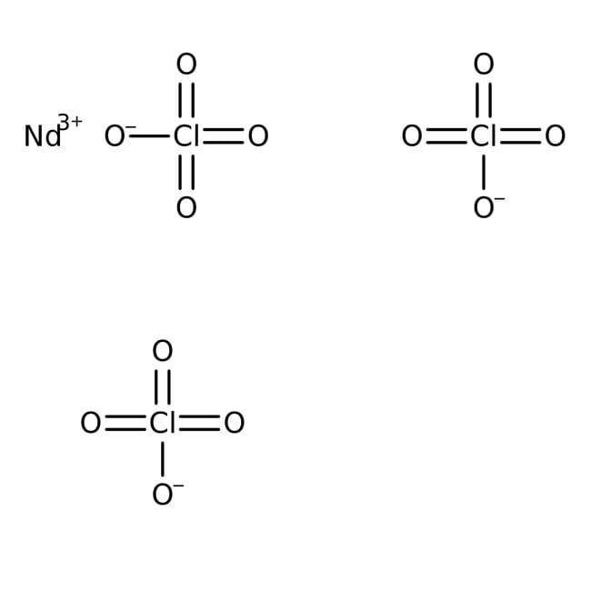 Alfa Aesar  Neodymium(III) perchlorate, 50% w/w aq. soln., Reagent Grade
