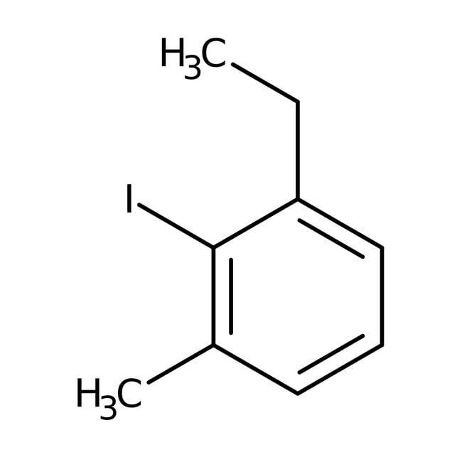 2-Ethyl-6-methyliodobenzene, 98%, ACROS Organics