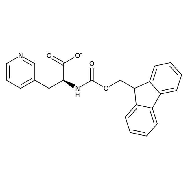 (S)-N-FMOC-(3-Pyridyl)alanine, 95%, Acros Organics