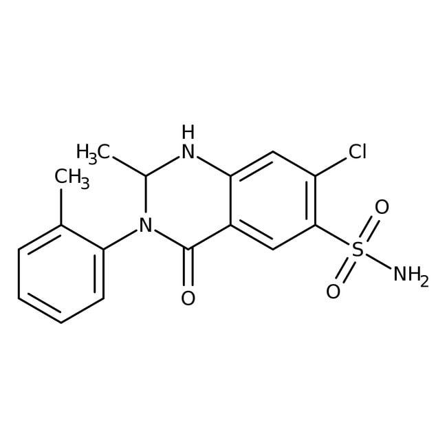 Metolazone, Fisher BioReagents Amber Glass; 100mg Metolazone, Fisher BioReagents
