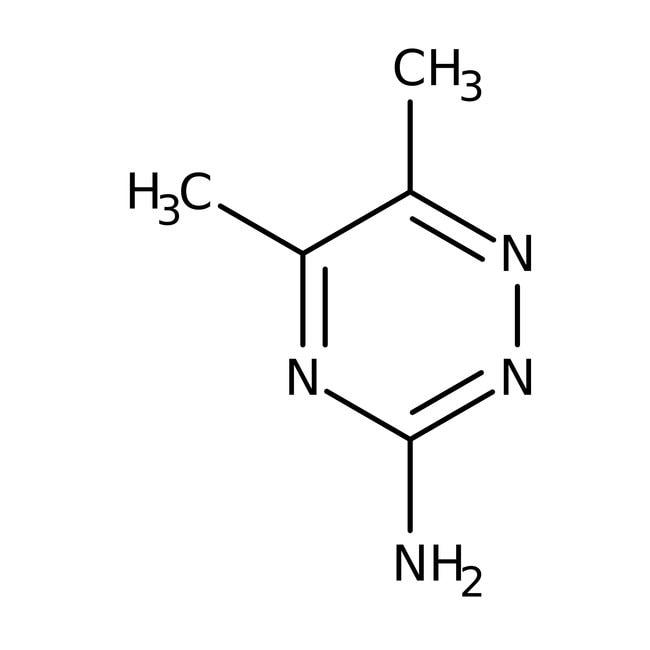Alfa Aesar  3-Amino-5,6-dimethyl-1,2,4-triazine, 97%
