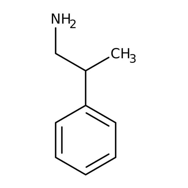 (S)-(-)-beta-Methylphenethylamine 98.0 %, TCI America