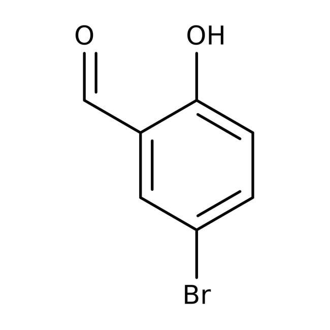 5-Bromosalicylaldehyde, 99%, ACROS Organics™