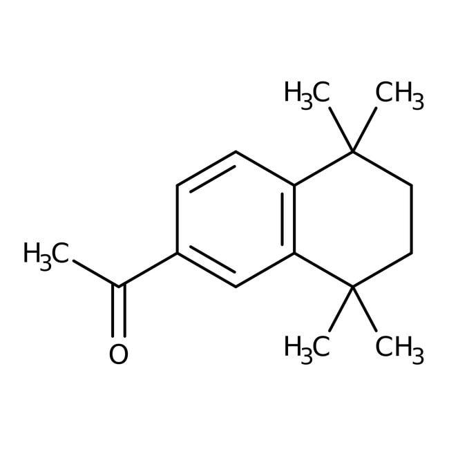 1-(5,5,8,8-Tetramethyl-5,6,7,8-tetrahydronaphthalen-2-yl)ethan-1-one, 97%, Maybridge™ Amber Glass Bottle; 10g 1-(5,5,8,8-Tetramethyl-5,6,7,8-tetrahydronaphthalen-2-yl)ethan-1-one, 97%, Maybridge™