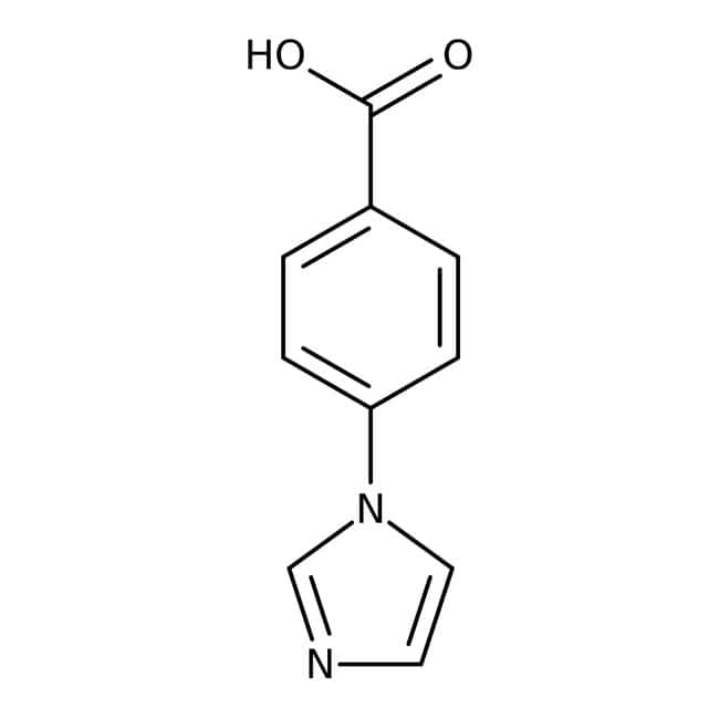 4-(1H-Imidazol-1-yl)benzoic acid, ≥90%, Maybridge