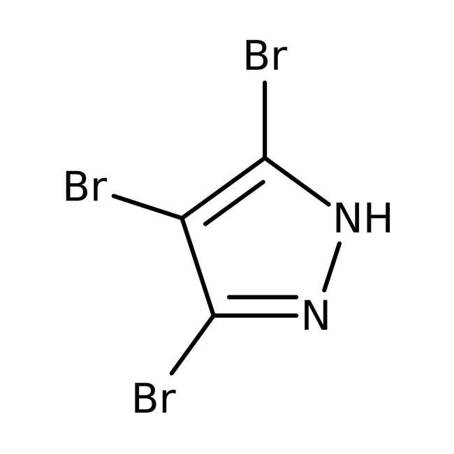 Alfa Aesar™3,4,5-Tribromo-1H-pyrazole, 97%
