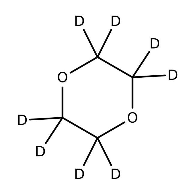 Alfa Aesar™1,4-Dioxane-d8, 99% (Isotopic) 1g 1,4-dioxanes