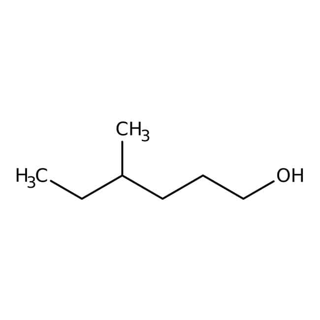 (S)-(+)-4-Methyl-1-hexanol 98.0+%, TCI America™