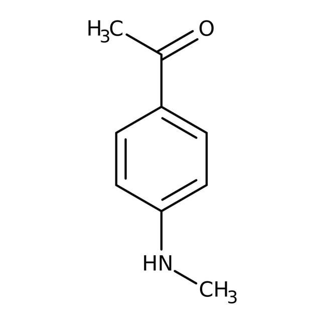 Alfa Aesar™4-Acetyl-N-methylaniline, 97%