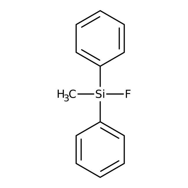 Fluorodiphenylmethylsilane, 97%, Acros Organics