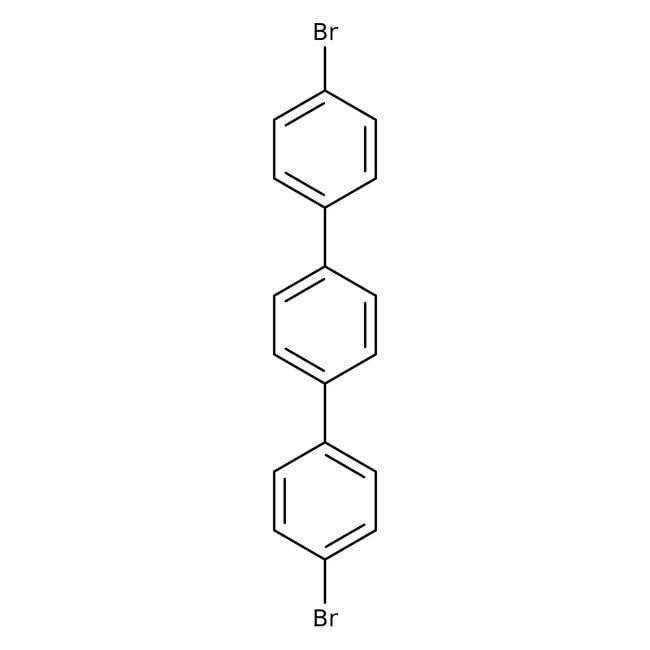 4,4''-Dibromo-p-terphenyl, 98%, ACROS Organics™  4,4''-Dibromo-p-terphenyl, 98%, ACROS Organics™