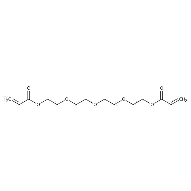 Tetraethylene Glycol Diacrylate (stabilized with MEHQ) 90.0+%, TCI America™
