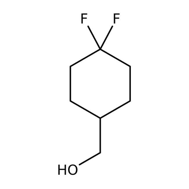(4,4-Difluorocyclohexyl)methanol, 97%, ACROS Organics™