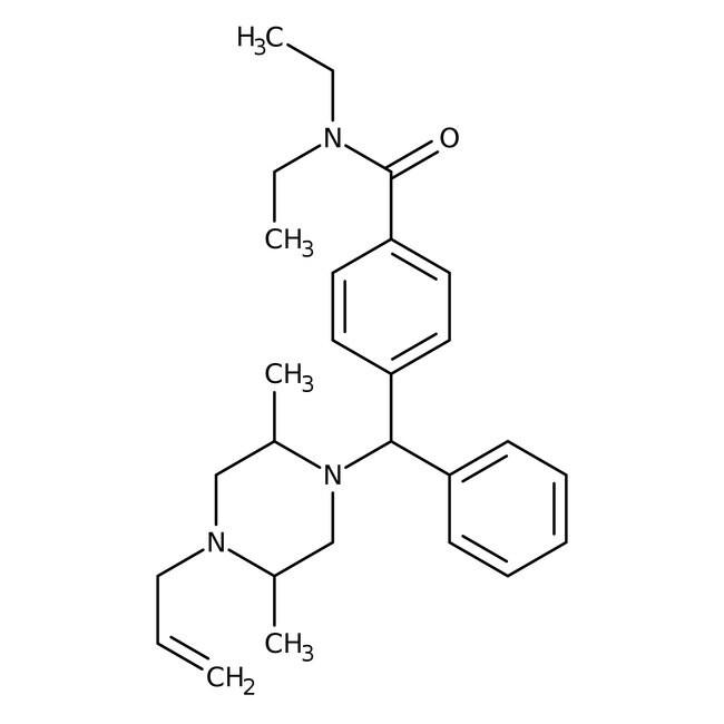 SNC 162, Tocris Bioscience™ 50mg SNC 162, Tocris Bioscience™