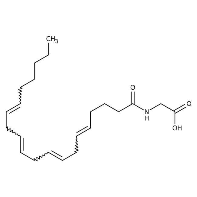 N-Arachidonylglycine, Tocris Bioscience™ 5mg N-Arachidonylglycine, Tocris Bioscience™
