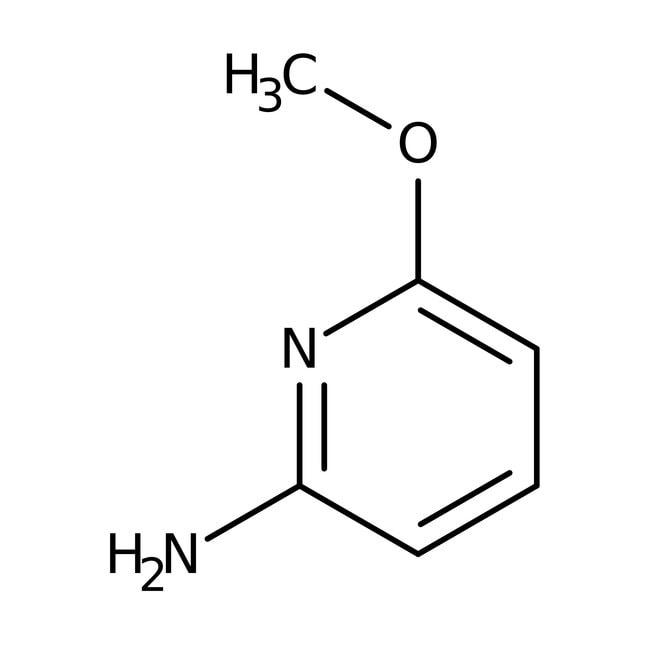 Alfa Aesar™2-Amino-6-methoxypyridine, 97% 5g Alfa Aesar™2-Amino-6-methoxypyridine, 97%