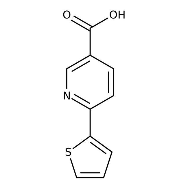 6-Thien-2-ylnicotinsäure, Maybridge 1g 6-Thien-2-ylnicotinsäure, Maybridge