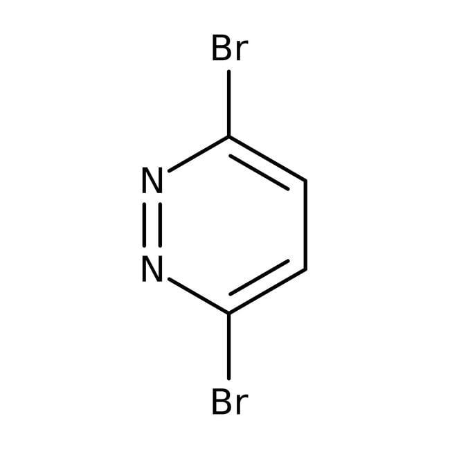 Alfa Aesar™3,6-Dibromopyridazine, 95% 5g Alfa Aesar™3,6-Dibromopyridazine, 95%