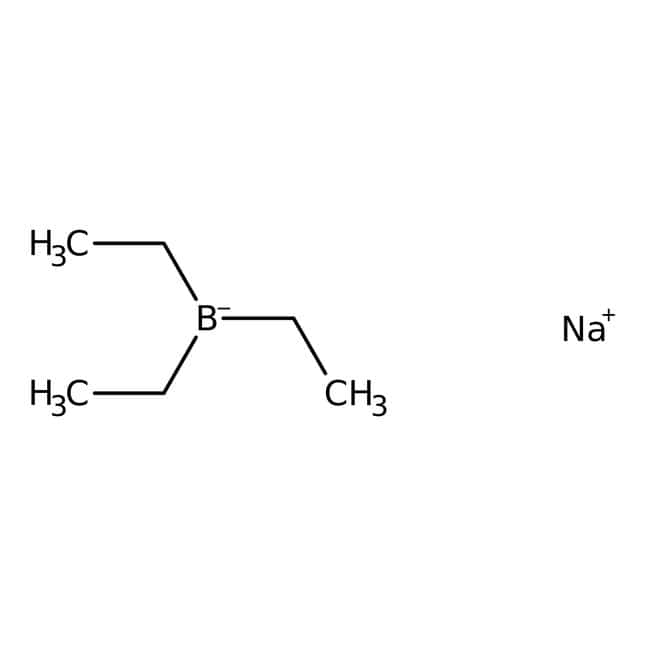 Sodium triethylborohydride, 1M solution in THF, AcroSeal , ACROS Organics
