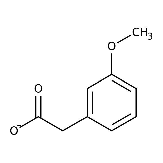 3-Methoxyphenylacetic acid, 99.5%, ACROS Organics™