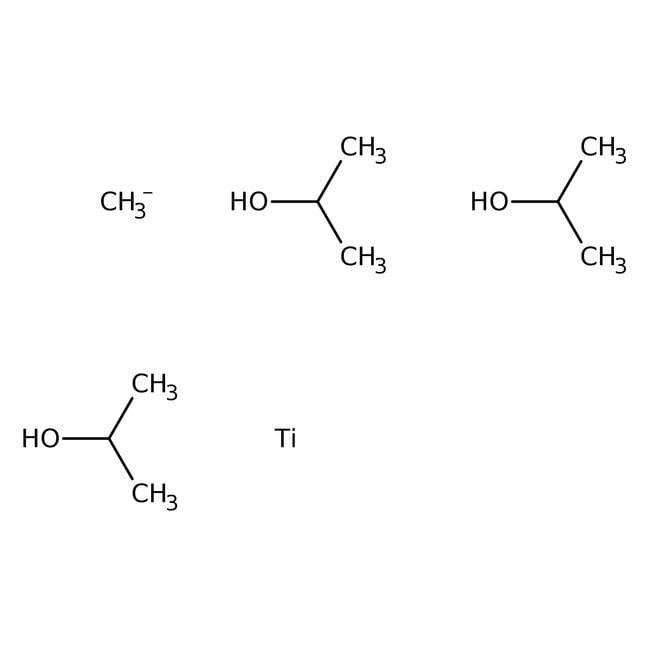 Methyltitanium(IV) triisopropoxide, 1M solution in THF, ACROS Organics