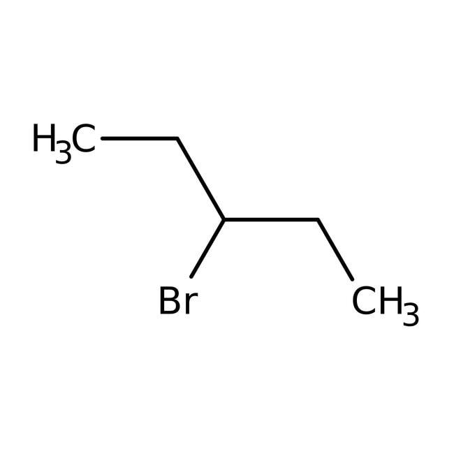 3-Bromopentane, 90%, ACROS Organics