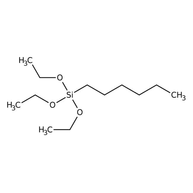 Alfa Aesar™n-Hexyltriethoxysilane, 97%