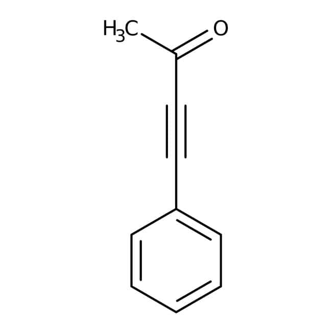 4-Phenyl-3-butyn-2-one, 98%, ACROS Organics