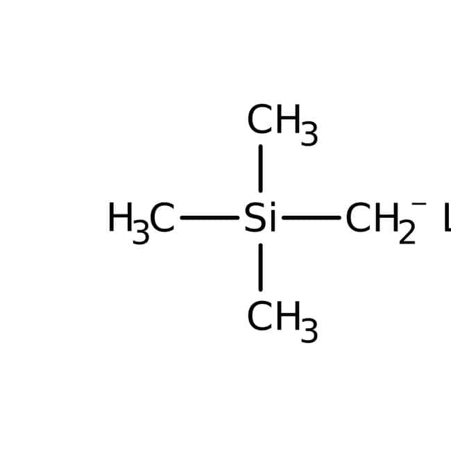 (Trimethylsilyl)methyllithium, 0.7M (10 wt%) solution in hexanes, AcroSeal™, ACROS Organics™