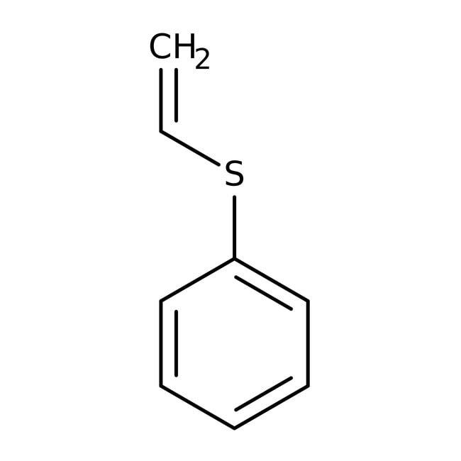 Phenyl vinyl sulfide, 97%, ACROS Organics