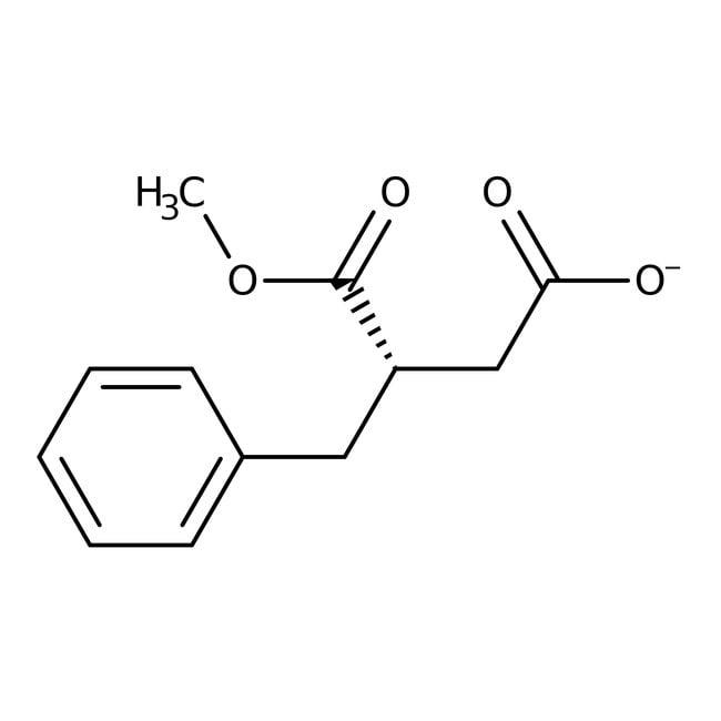 (S)-2-Benzylsuccinic acid-1-methyl ester, 95%, 98% ee, Acros Organics