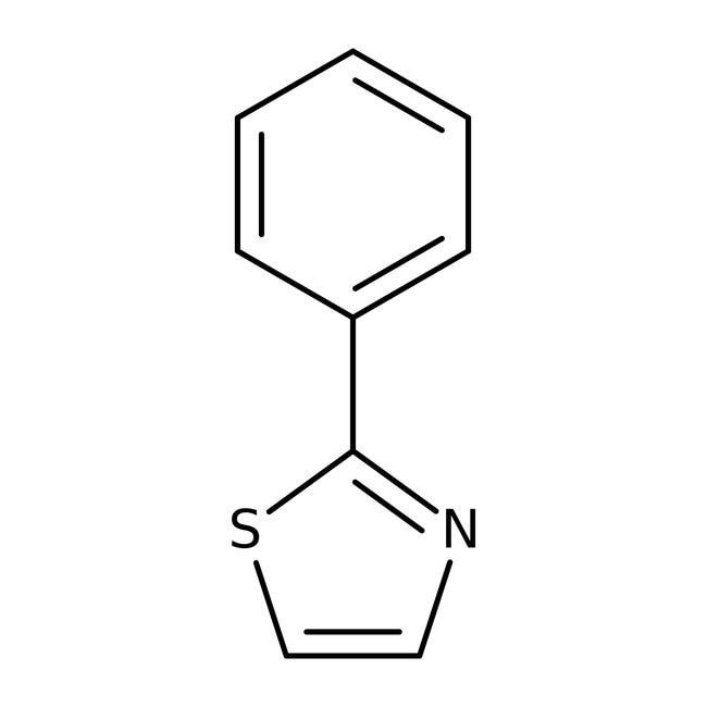 2-Phenylthiazole, 98%, ACROS Organics™ 5g 2-Phenylthiazole, 98%, ACROS Organics™