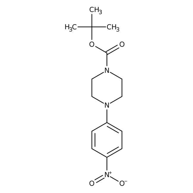 Alfa Aesar™1-Boc-4-(4-nitrophenyl)piperazine, 97%