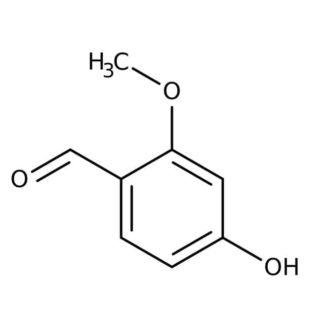 4-Hydroxy-2-methoxybenzaldehyde, 98%, ACROS Organics