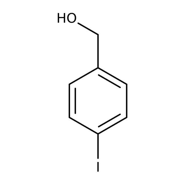 Alfa Aesar™4-Iodbenzylalkohol, 97% 1g Alfa Aesar™4-Iodbenzylalkohol, 97%