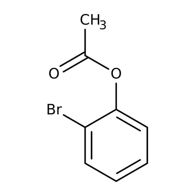 2-Bromophenyl acetate, 98%, Acros Organics